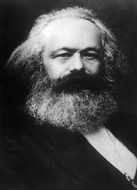 Karl Marx on Staff and Scrip Dr John Dunn