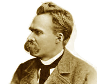 Friedrich Wilhelm Nietzsche on staff and Scrip, Dr John Dunn