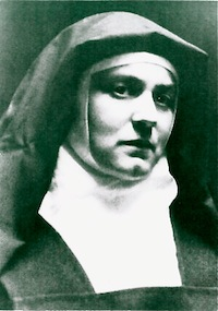 Edith Stein on Staff and Scrip, Dr John Dunn