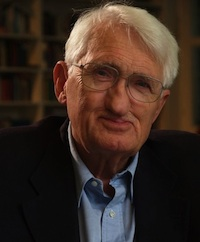 Jurgen Habermas on Staff and Scrip, Dr john Dunn