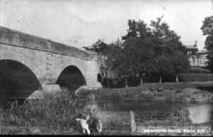Sherrington Bridge on Dr John Dunn.